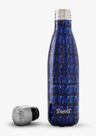 SWELL Exotic 9oz Bottle - Navy Alligator