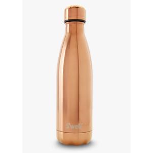 Metallic 17oz Water Bottle - Rose Gold