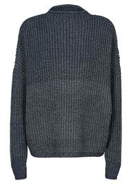 CUSTOMMADE Noora Knitted Sweater - Night Sky