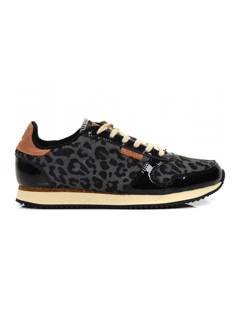 WODEN Ydun Animal Trainer - Black Leopard