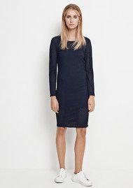 SAMSOE & SAMSOE Shivan Dress - Dark Sapphire
