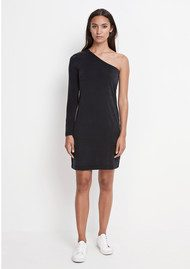 SAMSOE & SAMSOE Shamir Short Dress - Black
