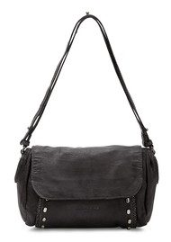 Liebeskind Fukui Leather Bag - Nairobi Black
