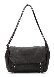 Liebeskind Fukui Leather Bag - Nairobi Black