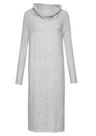 Great Plains Ottoman Midi Knitted Dress - Grey Mist