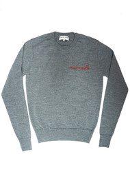 Mademoiselle Sweater - Grey