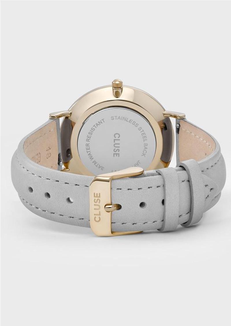 CLUSE La Boheme Gold Watch - Black & Grey main image