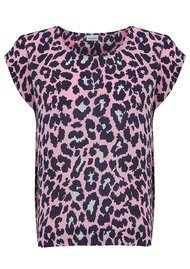 Mercy Delta Blair Safari Top - Sundae
