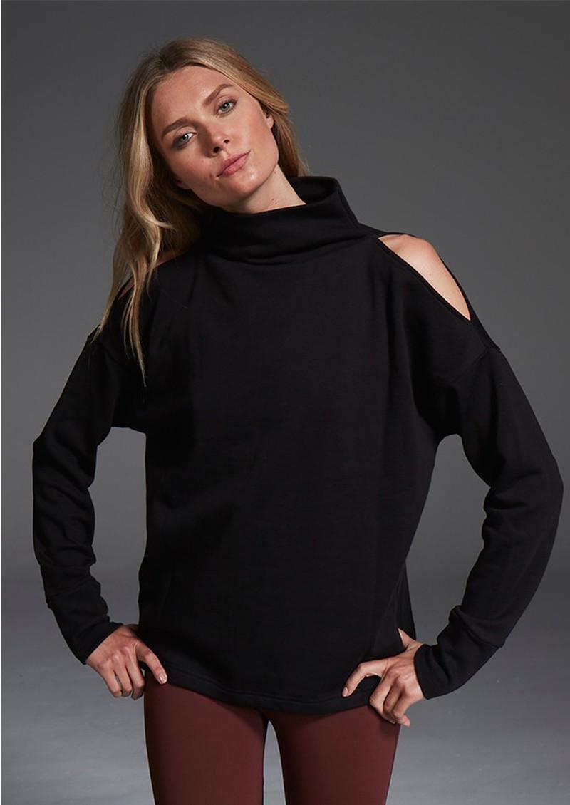 VARLEY Keystone Sweatshirt - Black main image