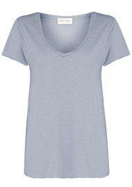 American Vintage Jacksonville Short Sleeve T-Shirt - Lavender