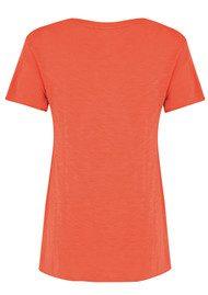 American Vintage Jacksonville Short Sleeve T-Shirt - Carrot