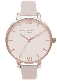 Olivia Burton Big Dial Watch - Blush & Rose Gold