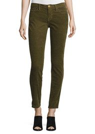 Current/Elliott The Stiletto Corduroy Jeans - Caper