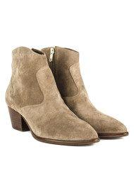 Ash Heidi Bis Suede Boots - Cocco