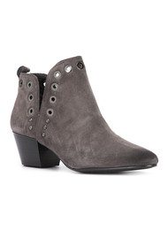 Sam Edelman Rubin Boots - Phantom Grey