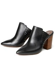 Hudson London Audny Mule - Black