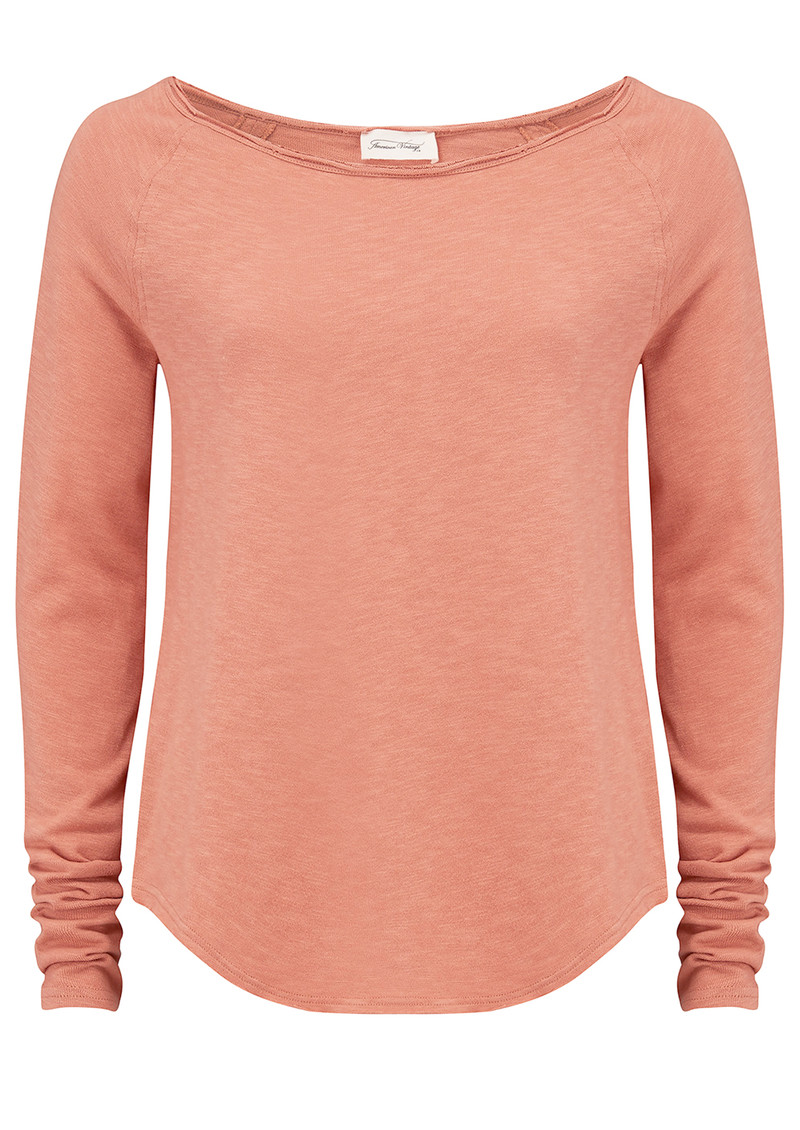 Sonoma Long Sleeve Tee - Rose main image