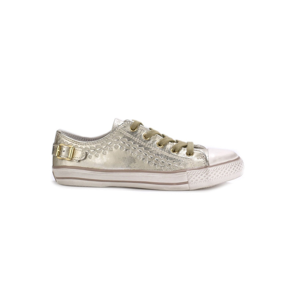 Virgo Trainers - Gold