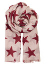 Supersize Nova Scarf - Beet Red additional image