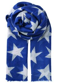 Becksondergaard Supersize Nova Scarf - Royal Blue