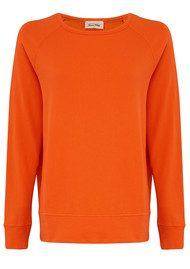 American Vintage Jaguar Sweater - Mandarin