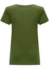 American Vintage Jacksonville Short Sleeve T-Shirt - Boa