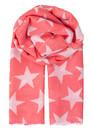 Becksondergaard Supersize Nova Scarf - Vibrant Pink