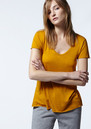 American Vintage Jacksonville Short Sleeve T-Shirt - Solar