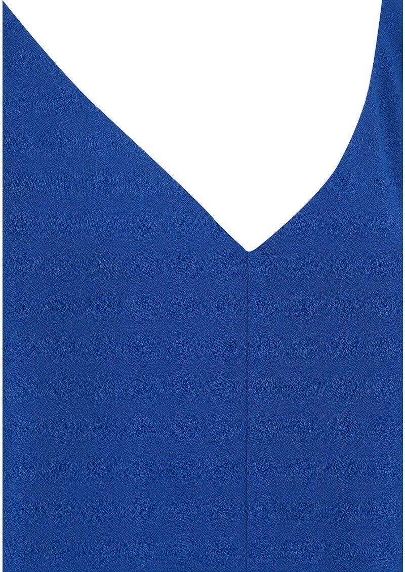 American Vintage Holiester Jumpsuit - Cobalt Blue main image
