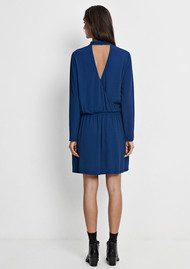 SAMSOE & SAMSOE Deesia Dress - Estate Blue