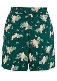 Des Petits Hauts  Tonio Shorts - Palmier Print
