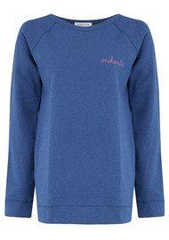 MAISON LABICHE Enchantee Sweater - Blue