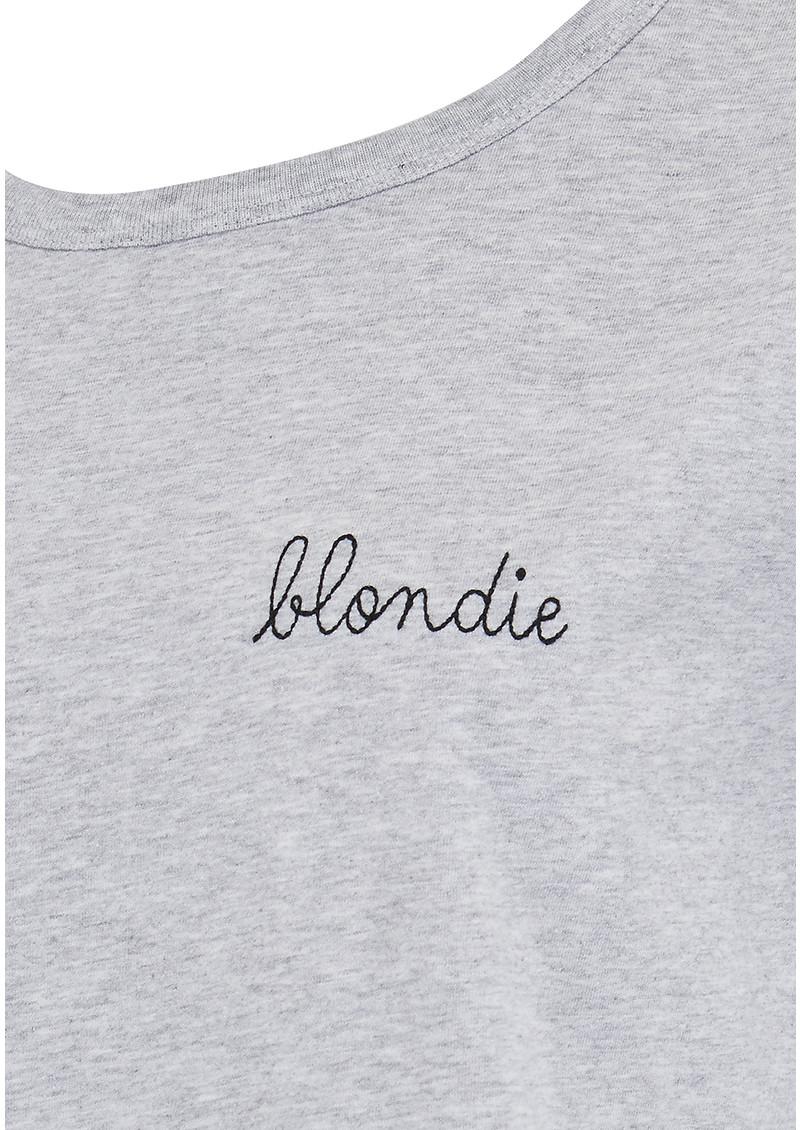MAISON LABICHE Blondie Tee - Grey main image