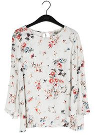 Twist and Tango Laura Blouse - Big Floral Print