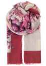 Dauphine Scarf - Wild Rose additional image