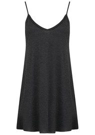 American Vintage Vixynut Strappy Top - Charcoal
