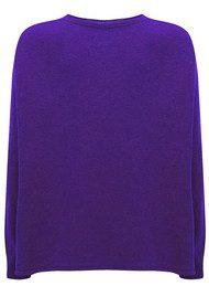 American Vintage Svansky Pullover - Dark Purple