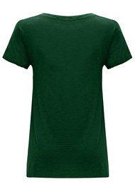 American Vintage Jacksonville Short Sleeve T-Shirt - Yucca