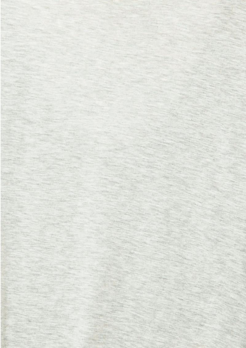 American Vintage Jacksonville Long Sleeved T-Shirt - Pearl Melange main image