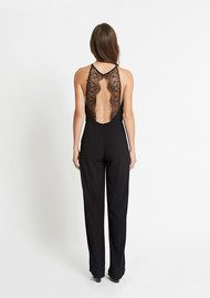 SAMSOE & SAMSOE Willow Jumpsuit - Black