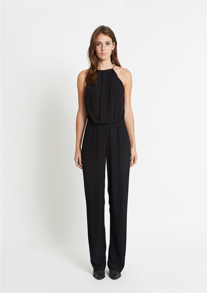 SAMSOE & SAMSOE Willow Jumpsuit - Black main image