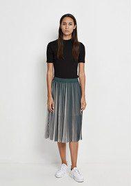 SAMSOE & SAMSOE Lucy P Skirt - Darkest Spruce