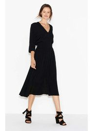 BA&SH Lucia Dress - Black