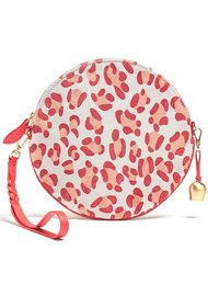 BELL & FOX Round Crossbody Pony Bag - Poppy Leopard