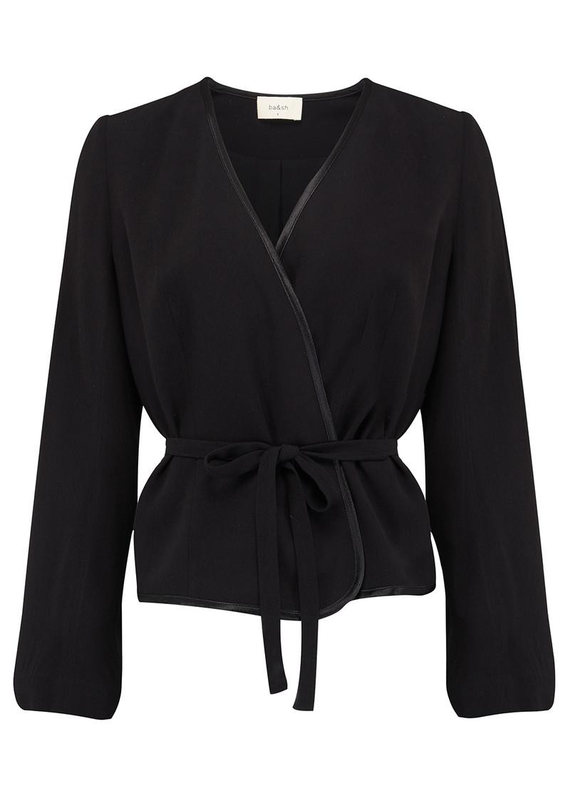 Ba&sh Anka Jacket - Black main image