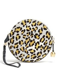 BELL & FOX Round Crossbody Pony Bag - Sunshine Leopard