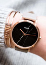 La Roche Rose Gold Watch - Black & Grey additional image
