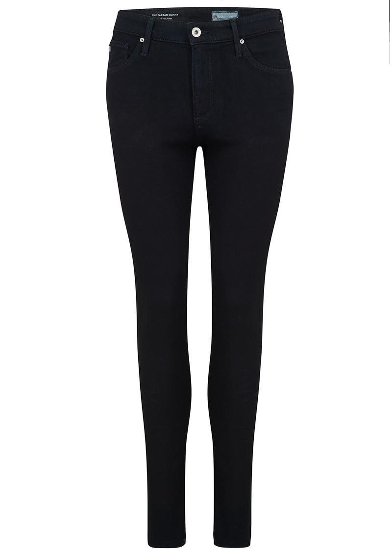 AG JEANS The Farrah Skinny Jeans - Hideout main image