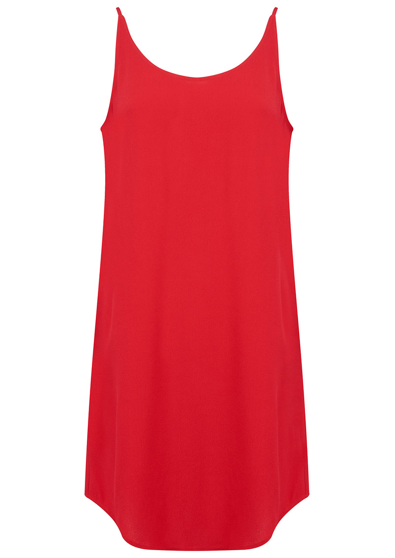 Ba&sh Yaise Dress - Rouge  main image