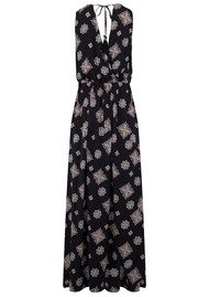 COOPER AND ELLA Alice Maxi Dress - Scarf Motif